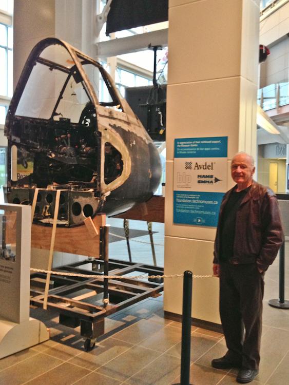 Beaufighter Display